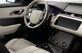 2018 land rover interior. simple 2018 2018 range rover velar leather interior color options and land rover interior