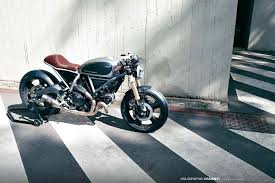 holographic hammer ducati scrambler cafe racer return of the