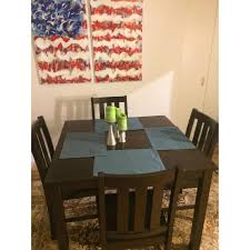kmart dining table cover set decor