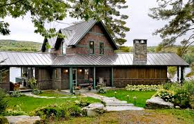 Small Picture Rustic lake house decor exterior rustic with exposed beams wood deck