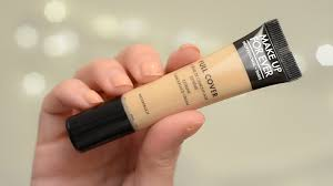 full cover concealer extreme camouflage cream make up forever review demo you