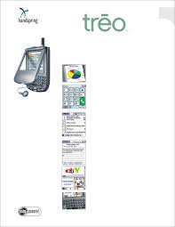 Palm Cell Phone Treo 270 User Guide ...