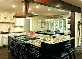 kitchen island vent hood ed installation i