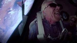 Virgin Galactic's Richard Branson makes ...