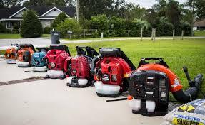 Best Backpack Blower Shootout Outdoor Power Equipment Reviews