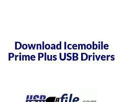 Download Icemobile Prime Plus USB ...