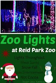 Zoo Lights Tucson Reid Park Zoo Lights Review Zoo Lights Park Family Outing