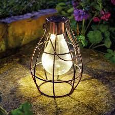 solar eureka firefly lanterns 3 pk