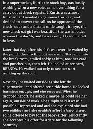 True Love Story: She Rejected Grocery Boy For A Hidden Reason, But ...