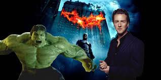 Edward Norton Pitched Hulk As Dark Two ...