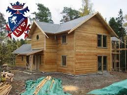 Flatpack House Timber Frame Sectional Housing My Flat Pack Homes Log Cabins Lv