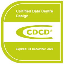 Certified Data Centre Design Professional Cdcdp Cnet Training Badges Acclaim
