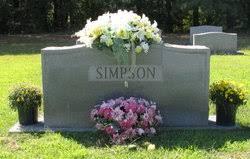 Pearlie Parker Simpson (1900-1964) - Find A Grave Memorial