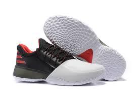 adidas basketball shoes 2017. latest james harden vol.1 2017 adidas basketball shoes for men white black red 7