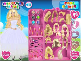 games amore wedding dresses barbie perfect bride dress up game