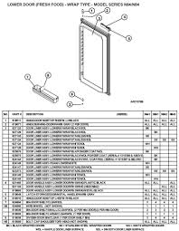 Laurelhurst Distributors Parts Breakdown - N64 / N84 Series
