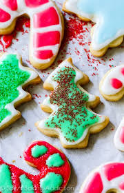 frosted christmas sugar cookies. Holiday CutOut Sugar Cookies With Easy Royal Icing Recipe By Sallysbakingaddictioncom For Frosted Christmas Sallys Baking Addiction