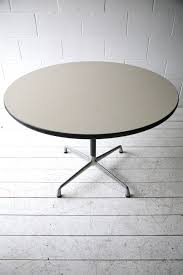 herman miller action office round table