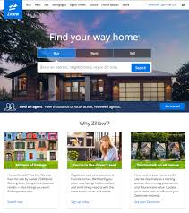 advertise home for sale zillow mediaroom screenshots