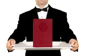 Диплом об образовании Статьи об архивном деле документообороте  Диплом об образовании
