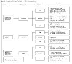 Anesthesia Monitoring Chart Influence Of Total Intravenous Anesthesia Entropy And