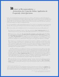 15 Awesome Letter Of Recommendation Template For Scholarship