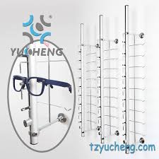 Optical Display Stands yucheng] Floor Spectacle Frame Reading Glasses Display Stand With 17