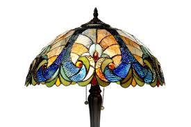 tiffany stained glass lamp. Lamps Tiffany Stained Glass Lamp Y