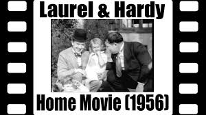 Laurel & Hardy Home Movie (1956) on Vimeo