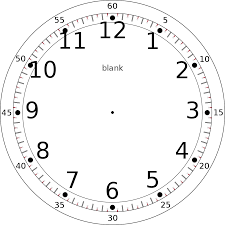 Watch Dial Design Template File Custom Watch Clock Face Dial Template Base Svg