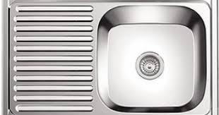 <b>Мойка</b> для кухни <b>LEDEME L98060</b>-<b>R</b> правая т 0,8 глянцевая в ...