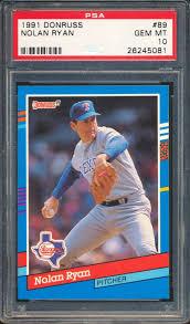 1991 puzzle & cards series 2 donruss baseball value pack 45 cards 9 puzzzle pcs. 1991 Donruss Nolan Ryan Value 0 01 200 00 Mavin
