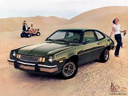 Ford Pinto - car classics
