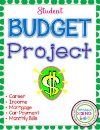 Budget Project Template Rubric