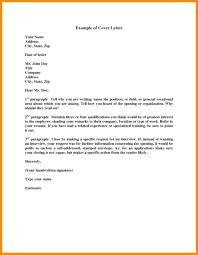 Write Enclosed Letter Filename Job Application Envelope