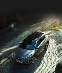 Discover the Hyundai Tucson - SUV Range | Hyundai UK