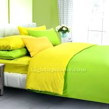 turquoise and yellow solid duvet cover beddingsolid lime green covers solid colored twin duvet covers solid