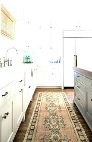 kitchen runner mat kitchen runners for hardwood floors rug with rubber backing large size of runner