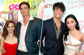 In the disappointing sequel, p.s. Favorite Netflix Romantic Comedy The Kissing Booth Or To All The Boys I Ve Loved Before The Tylt