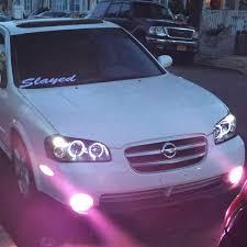 2002 2003 5thgen Nissan Maxima Bulb Chart