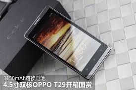 Oppo T29 - Pin 3150mAh Dual Sim