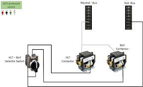 packard c230b 2 pole 30 amp 120v vs 30 Amp Contact Wiring Diagram RV Breaker Box