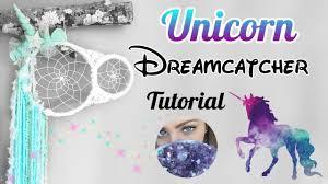 DIY <b>UNICORN DREAMCATCHER</b> - Tutorial - YouTube