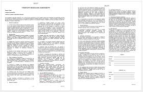White Label Product Agreement Template Product Purchase Agreement