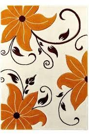 orange rugs including rust terracotta modern rugs orange and white rug