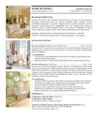 42 Best Of Interior Design Resumes And Portfolios Gdesteroid