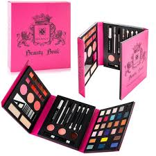 shany beauty book all in one travel makeup kit