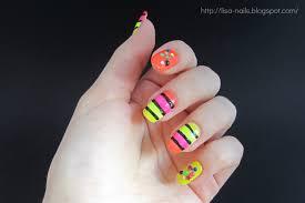 Kpop Nail Art | 2NE1 'I LOVE YOU' Inspired Nails – Nails at Home