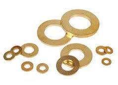Plain Brass Washers