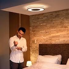 Wie gestaltet man eine romantische beleuchtung im schlafzimmer? Schlafzimmerlampen Schlafzimmerleuchten Mit Led Dimmbar Lampenwelt De